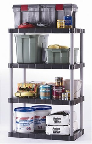 rubbermaid shelves  2